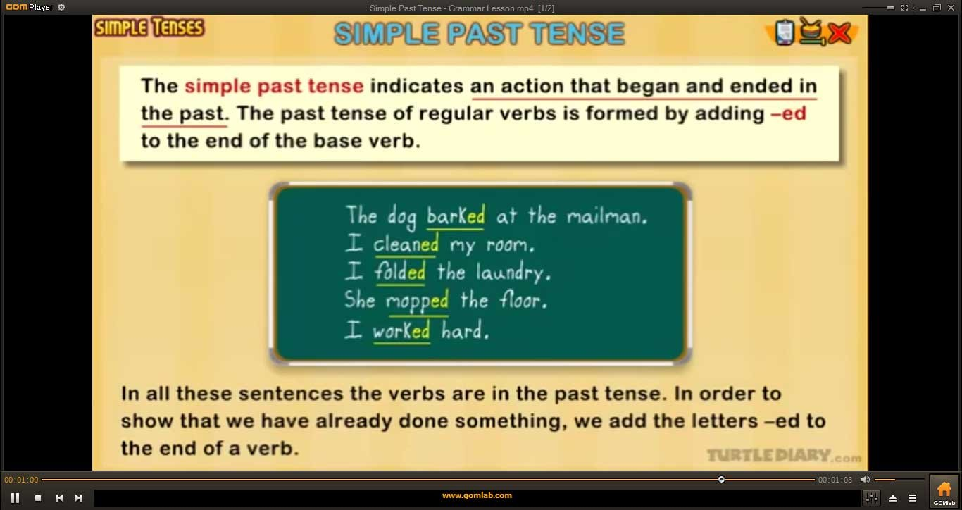English grammar lesson videos learning english free with audio grammar lesson baditri Choice Image